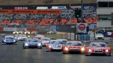 2013年 SUPER GT ラウンド7 オートポリス 決勝