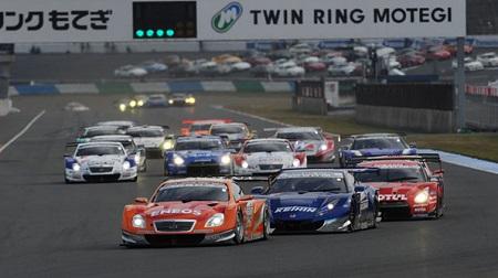 2013年 SUPER GT ラウンド8 もてぎ(茂木) 決勝