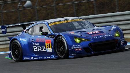 2013年 SUPER GT ラウンド8 茂木(もてぎ) 予選