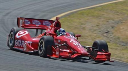 インディカー2013第13戦の予選