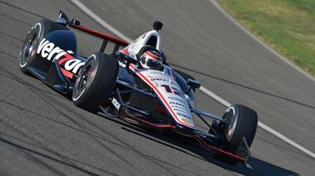 インディカー2013第16戦の予選