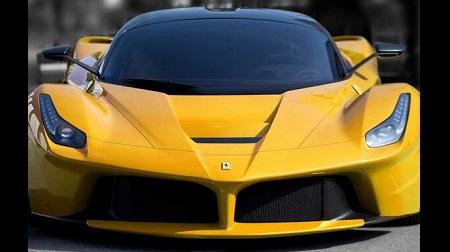 ラ・フェラーリをテストしたアロンソ
