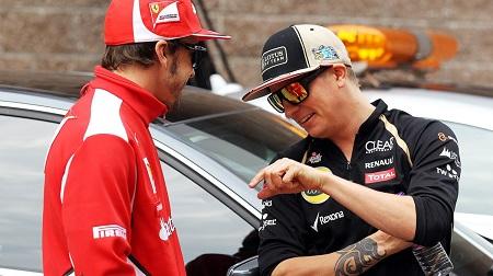 フェラーリはアロンソとライコネンか?