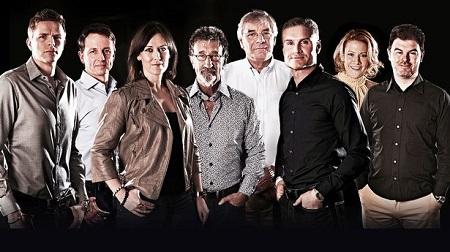イギリスBBCのF1放送メンバー