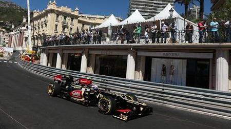 2013年F1モナコGP、グロージャン