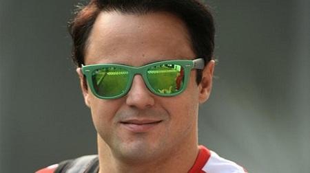 2013年F1第16戦 インド、変なメガネまっさん