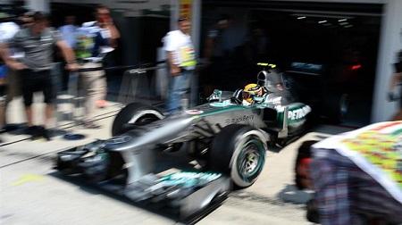F1第10戦 ハンガリー予選:Q1落ちのウィリアムズ(600戦目)