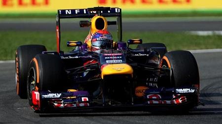 F1 第12戦 イタリア予選:PP獲得のハミルトン(4戦連続)