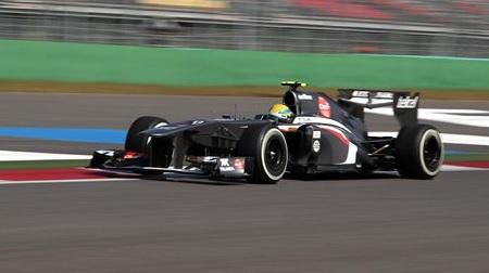 F1 第14戦 韓国予選:Q3進出のグティエレス