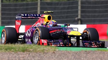 F1 第15戦 日本予選:Q3進出のグティエレス