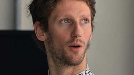 F1 第16戦 インド予選:Q1落ちのグロージャン