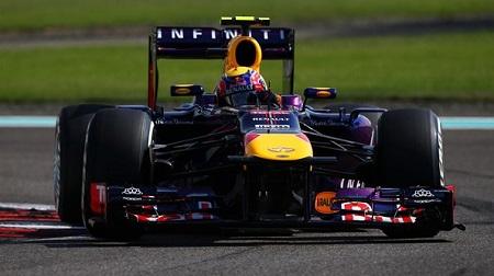 F1 第17戦 アブダビ予選:Q1落ちのグロージャン