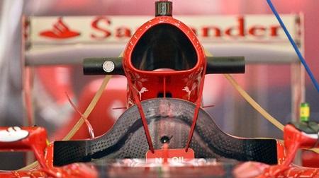 F1ドライバーの夢はフェラーリ