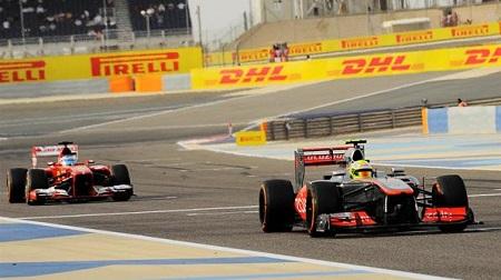 F1のバトル要素