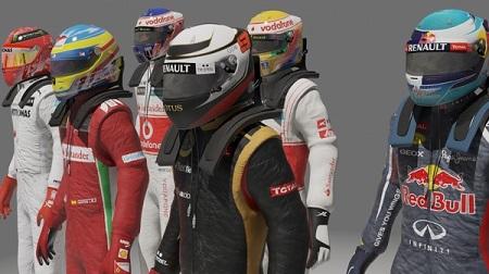 F1チャンピオン以外のドライバーは目立たない