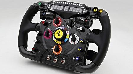 F1のパワステ