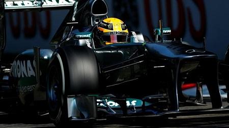 F1のポイントシステム