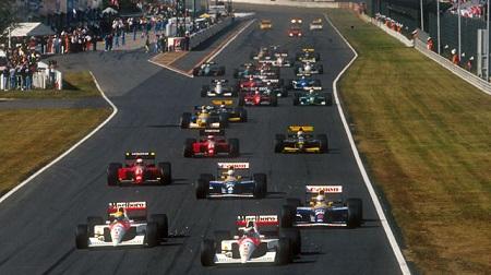 F1を見始めたタイミング