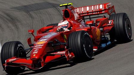 フェラーリF2007は違法だた