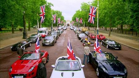 イギリスの自動車文化