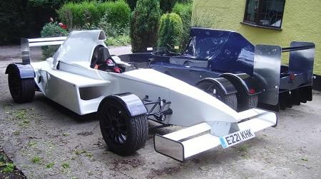 公道F1カー