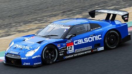 カルソニック IMPUL GT-R 2013