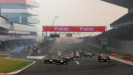 2014年のF1インドGPはなし?