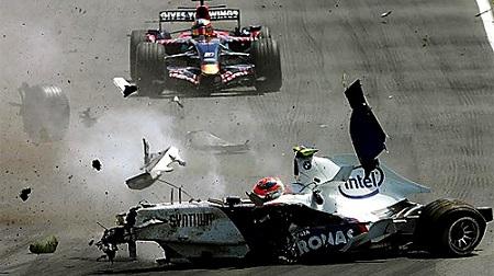 F1に安全神話などありません