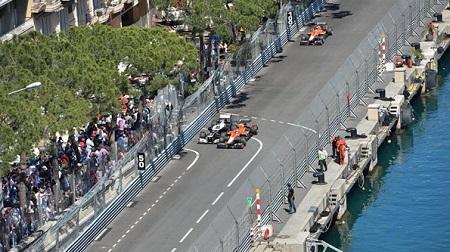 2013年F1モナコGP、チルトンの件