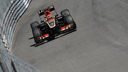 2013年F1モナコGP、ライコネンの追い上げ