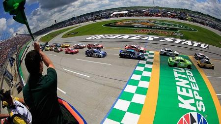 NASCAR 2013 スプリントカップ ケンタッキー 結果
