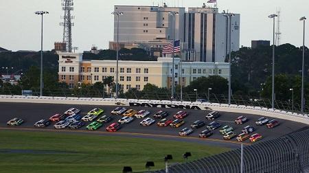 NASCAR 2013 スプリントカップ デイトナ2 結果