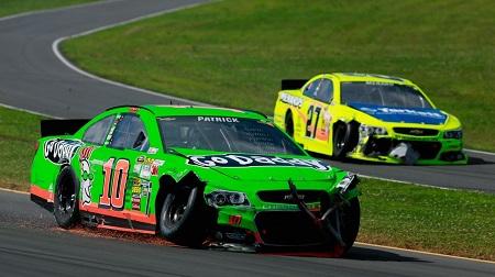 NASCAR 2013 スプリントカップ ポコノ 結果