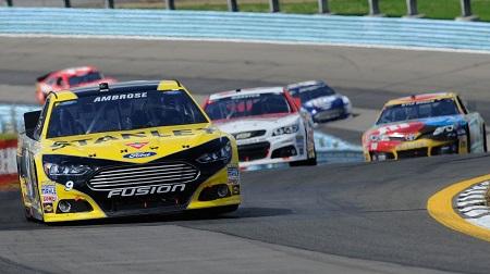 NASCAR 2013 スプリントカップ ワトキンズグレン 結果