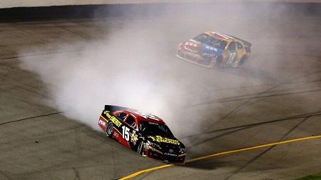 NASCAR 2013 スプリントカップ リッチモンド 結果