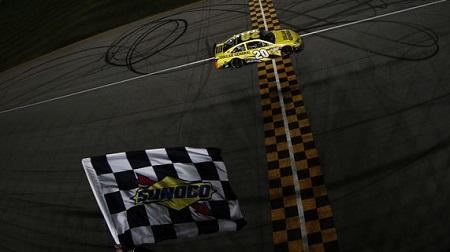 NASCAR 2013 スプリントカップ シカゴランド 結果