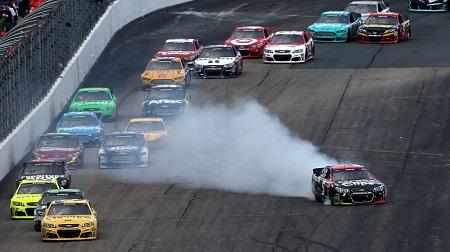 NASCAR 2013 スプリントカップ ニューハンプシャー 結果