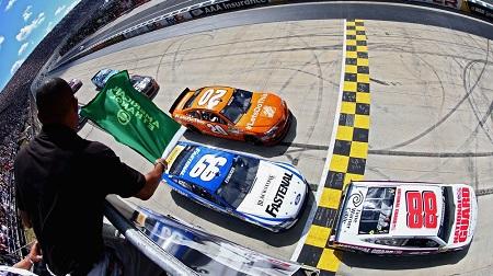 NASCAR 2013 スプリントカップ ドーバー 結果