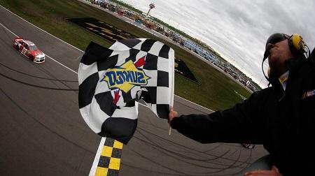 NASCAR 2013 スプリントカップ カンサス 結果