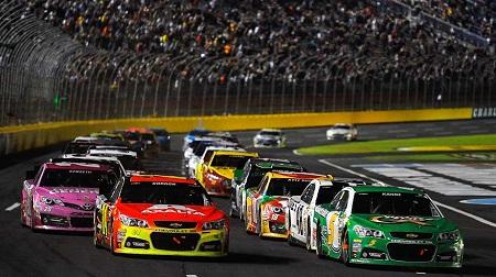 NASCAR 2013 スプリントカップ シャーロット 結果