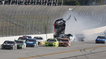 NASCAR 2013 スプリントカップ タラデガ 結果