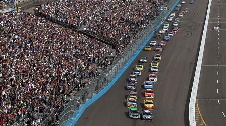 NASCAR 2013 スプリントカップ フェニックス 結果