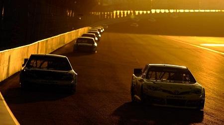 NASCAR 2013 スプリントカップ ホームステッド 結果