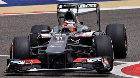ヒュルケンベルグの2013年F1序盤戦