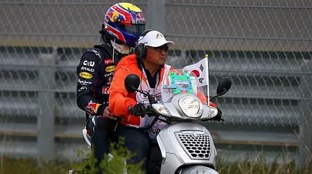 F1韓国GPは続くかも