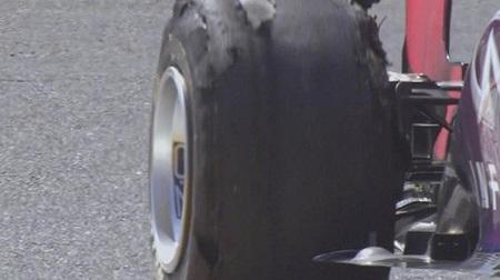 ベルギーでタイヤ問題再発か?