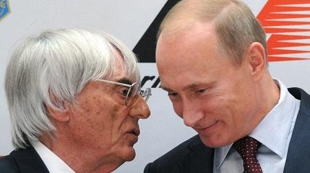 ザウバーをサポートするのはロシア