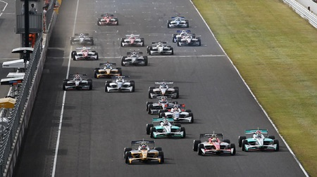 2013SF第6戦 SUGO(菅生)公式予選結果