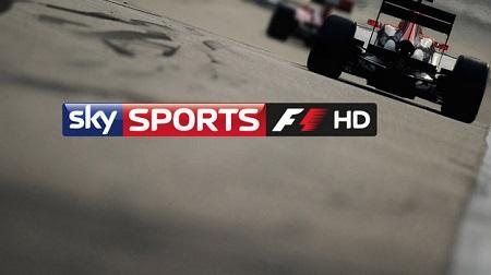 「Sky Sports F1」の視聴者数の推移