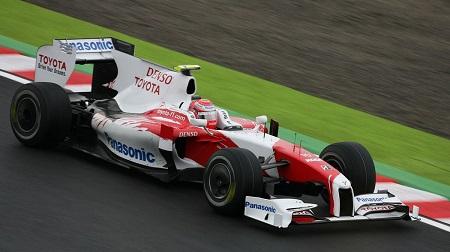 トヨタ、2014年にF1復帰?